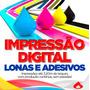 Lona Brilho 440g + Verniz Uv - Fachadas - Impressão Digital