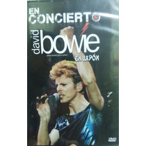 David Bowie/concierto En Japon/dvd