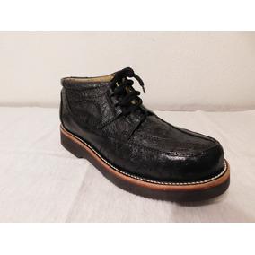 Zapato Exótico Maromero Avestruz