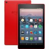 Tablet Amazon 2017 Fire 8 Hd8 8pul 16gb Gen 7 Roja