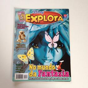 Revista Disney Explora No Mundo Da Fantasia N°56