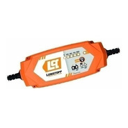 Cargador Mantenedor Bateria 12v Inteligente Lusqtoff Lct2000