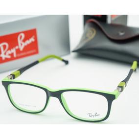 Armacao Infantil Crianca Oculos Para Grau Quadrado Pequeno