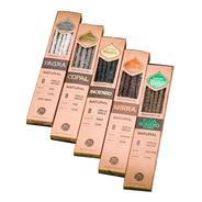 Sahumerios Sagrada Madre Linea P.santo+resinas 10 Cajas/arom