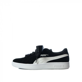 Tenis Puma Smash V2 Ribbon Jr