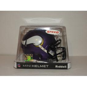 Mini Casco Riddell Minnesota Vikings Nfl