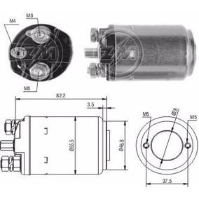 Automatico Partida Motor Arranque Kombi E Saveiro Diesel 513