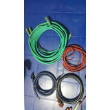 Kit De Cables Para Sonido De Carro