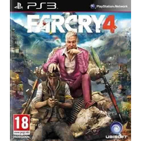 Far Cry 4 Ps3 || Liquidamos Stock || Falkor!