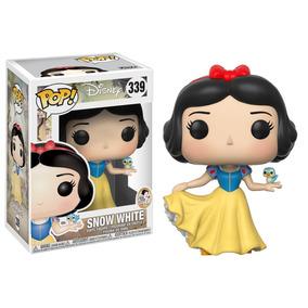 Funko Pop! Disney: Snow White - Branca De Neve #339