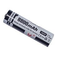 Batería 18650 Recargable Litio Ion 8800 Mah Linterna