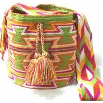 Bolsa Wayuu Colombiana