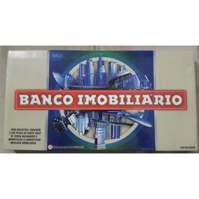 Banco Imobiliário Tradicional Jogo De Tabuleiro Damadores