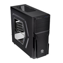 Gabinete Thermaltake Versa H21 Black Case Window Ca-1b2-00m1