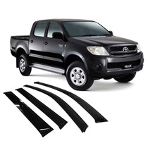 Calha De Chuva Pick-up Hilux 2005 A 2015 04 P Toyota 8072