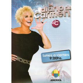 Carmen Barbieri * Coleccion Recortes Revistas Clippings