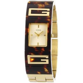 Reloj Guess Wg187 Marrón