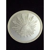 Medalla Mo. Comisión Derechos Humanos Onza Plata Pura Envio