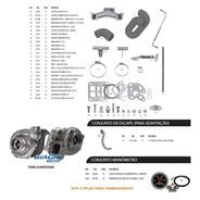 Kit Turbo D20 Maxion S4 Com E Sem Ar Condicionado