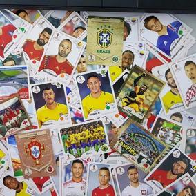 Figurinhas Avulsas Copa Do Mundo 2018 Álbum - Complete