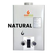Calentador De Agua Gaxeco 6000 + Kit Instalación Gas Natural