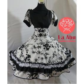 Vestido Huasa China