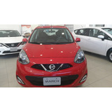 Nissan March 1.6 Active 107cv 0 Km 2018 Uber Taxi 5
