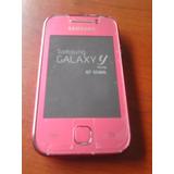 Celular Samsung Gt-s5360l (para Refacciones)