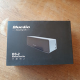 Caixa De Som Amplificada Bluedio Bs-2 Bluetooth Portátil