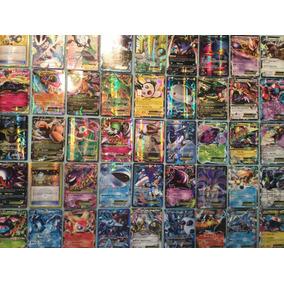 Lote De 100 Tarjetas Del Juego De Cartas Pokemon Tcg