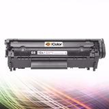 Toner Compatible Icolor Hp Q2612a Canon 104 Fx9