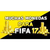 Monedas Fifa 17 Ultimate Team Para Ps3, Ps4, Pc Y Xbox One