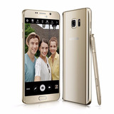 Samsung Galaxy Note 5 Gold 3g 4g 5.7