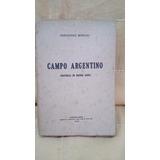 Campo Argentino - Fernández Moreno