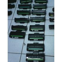 2 Toner Samsung Scx-4200 Vazios P Recargas