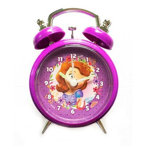 e3b8217ad8e0 Reloj Despertador De La Princesa Sofia - Decoración para el Hogar en ...