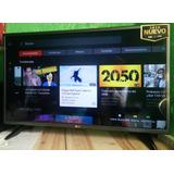 Súper Smart Tv Lg Pantalla Plana 32