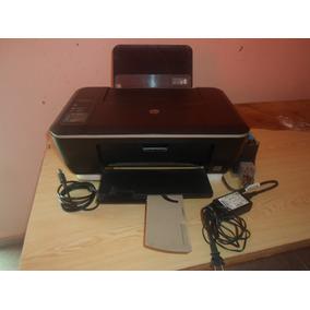 Impresora Multifuncional 2512 Hp Con Sist Continuo De Tinta