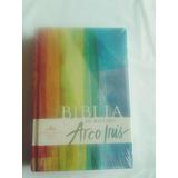 Biblia De Estudio Arco Iris Reina Valera 1960