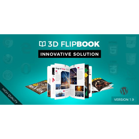 Flipbook 1.9.7 Wordpress Plugin
