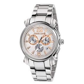 9bf5dae0cadb4 Relogio Roberto Cavalli Timewear Bracelete - Relógio Masculino no ...