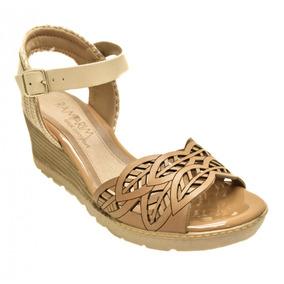 18903f70a3 Sandalia Ramarim Total Comfort 35 Feminino - Sapatos no Mercado ...
