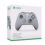 Control Inalámbrico Xbox One Grey Green Nuevo Y Sellado