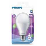 Kit 06 Lâmpada Led Bulb 13.5w = 100w 6500k Bivolt Philips