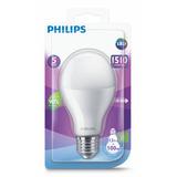 Kit 06 Lâmpada Led Bulb 13.5w = 100w 6500k Bivolt Philips