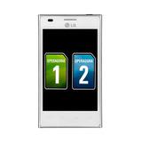 Smartphone Lg Optimus L5 Dual Chip E615 Branco Recertificado