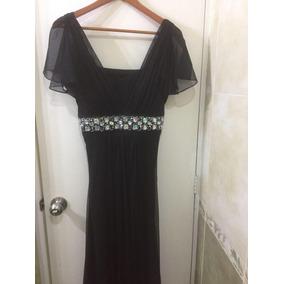 Vestido Negro De Fiesta, Talla Grande