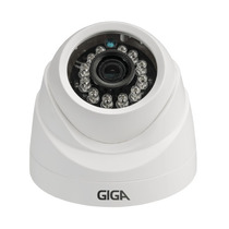 Câmera Segurança Dome Ahd 1.3 Mp Resolução Hd 1280x720p Giga