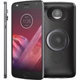 Celular Smartphone Motorola Moto Z2 Play Stereo Speaker