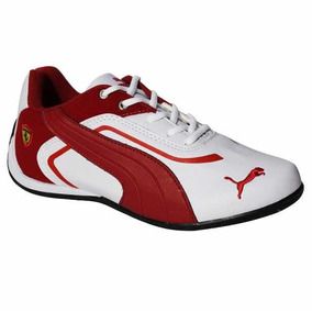 be0880d0b2 Tenis Puma Ferrari Masculino Vermelho - Tênis para Masculino no ...